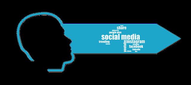 social-media-arrow