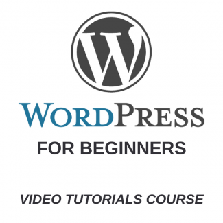WordPress For Beginners – Video Tutorials Course