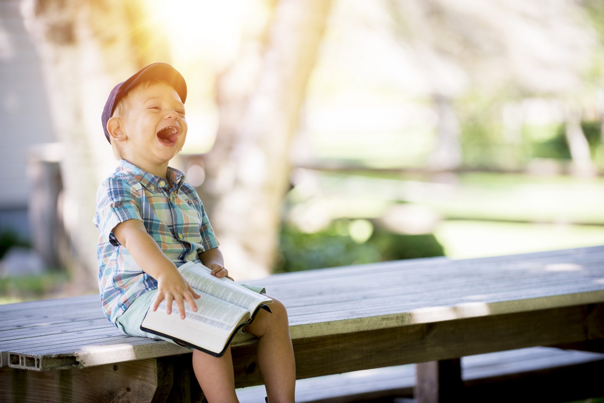 Gratitude and Laughter Increase Your Confidence