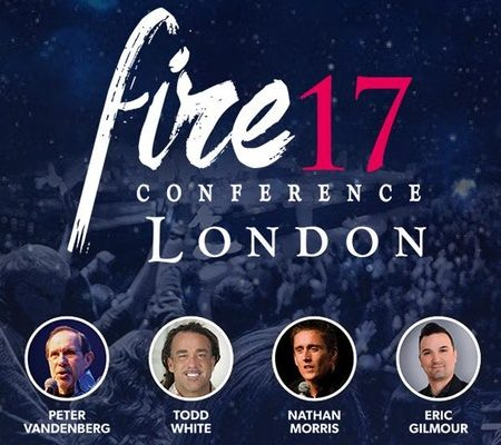 The Fire17 Conference set me on… fire