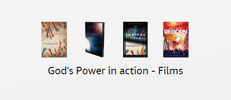 God's power and love in action - films by WP Films